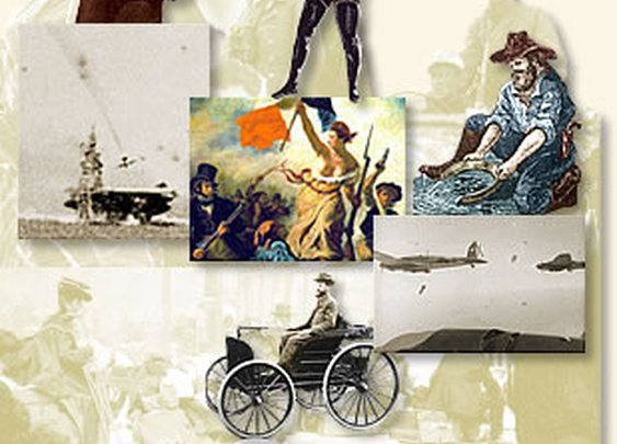 EyeWitness to History - history through the eyes of those who lived it