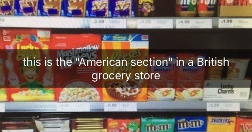 "The Rest Of The World Thinks This Is What ""American Food"" Is And It's Kind Of Crazy"
