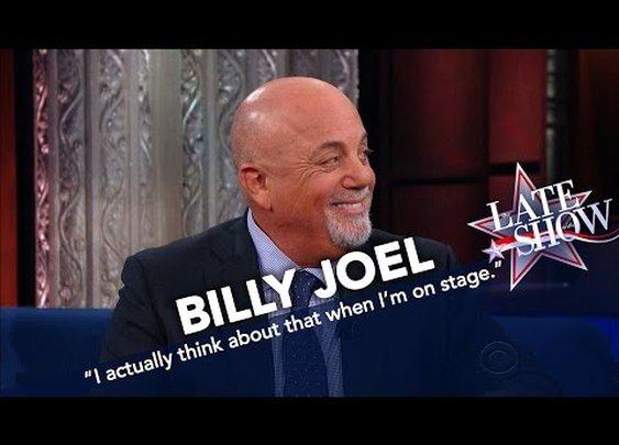 Billy Joel names his 5 favorite Billy Joel songs