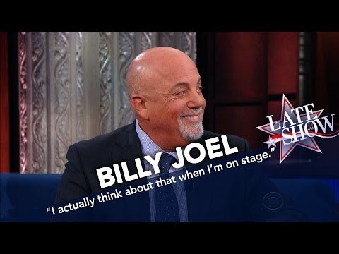 Billy Joel names his 5 favorite Billy Joel songs
