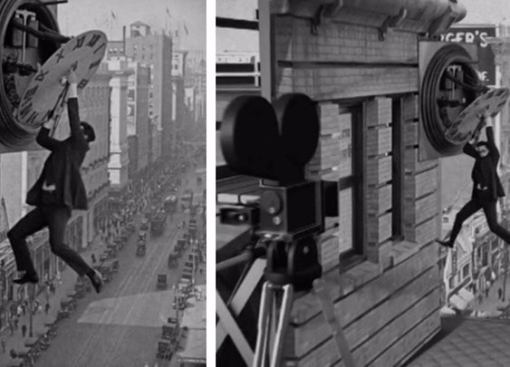 Silent Film Special Effects