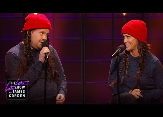 Alanis Morissette Updates 'Ironic' Lyrics - YouTube