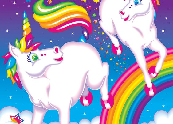 Lisa Frank Live-Action/Animation Hybrid Movie in Development  | Hollywood Reporter