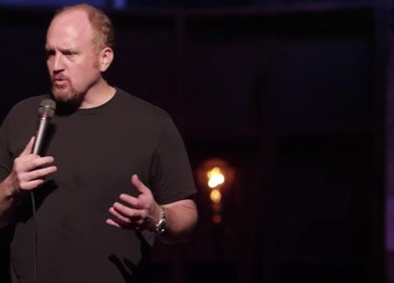 A Linguistic Breakdown Of How Louis CK Tells A Joke - Digg