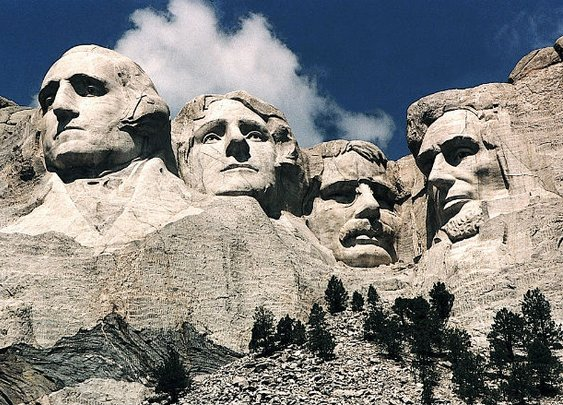 The Hidden Room Behind Mount Rushmore