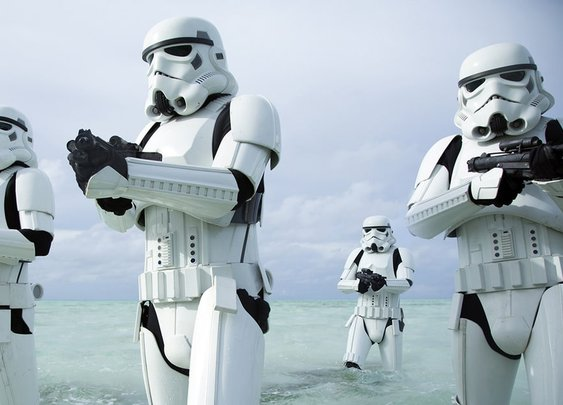 'Star Wars' Creators Reveal New Movie Title
