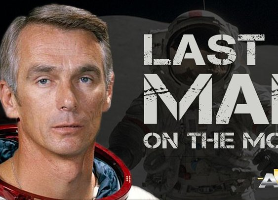 Goodbye to a Legend : Navy pilot Gene Cernan, last man on the moon, dies