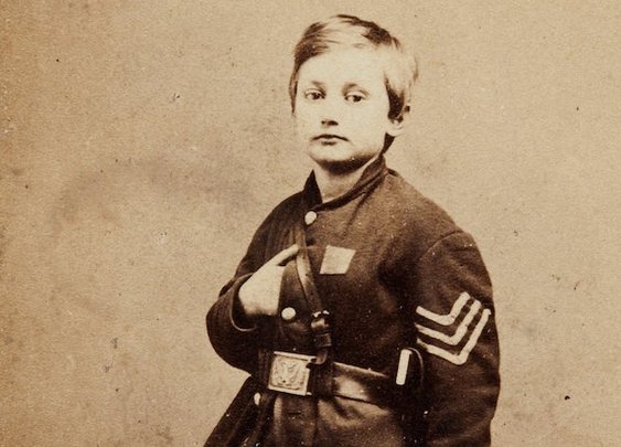 The 12-Year-Old Who Fought In the Civil War