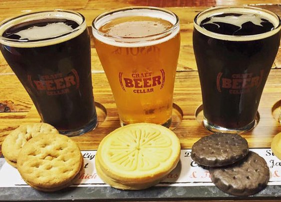 The Best Missouri Beers to Pair with Girl Scout Cookies