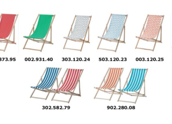 IKEA Beach Chairs Amputate Fingertips; Recall Ordered