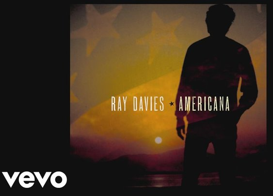 Ray Davies - Poetry (Audio) - YouTube