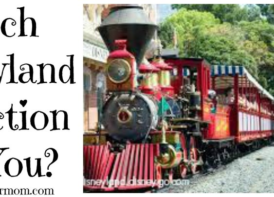 What Disneyland Attraction Are You? | Chasing Supermom