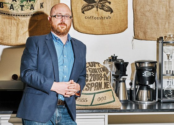 This Chemical Engineer Wants to Figure Out How to Brew a Perfect Cup of Coffee