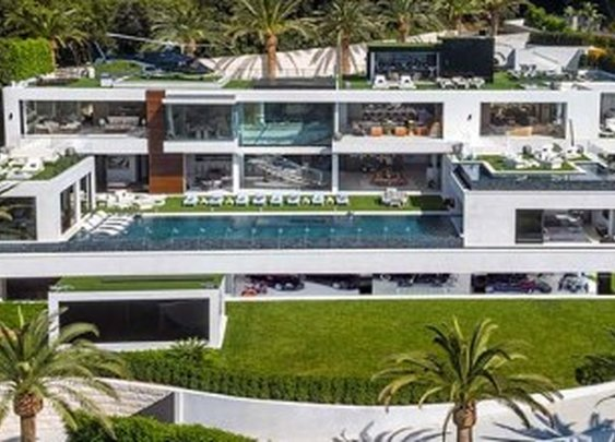 This is the most expensive home in America $250M