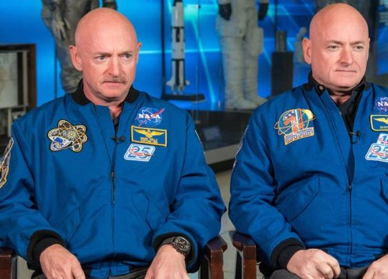 Initial Results From NASA's Twin Study Reveal DNA Mysteries