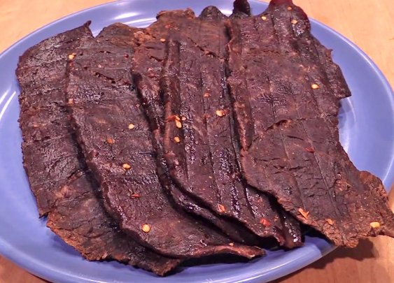 DIY Easy Homemade Beef Jerky