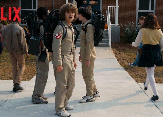 Stranger Things Season Two Trailer