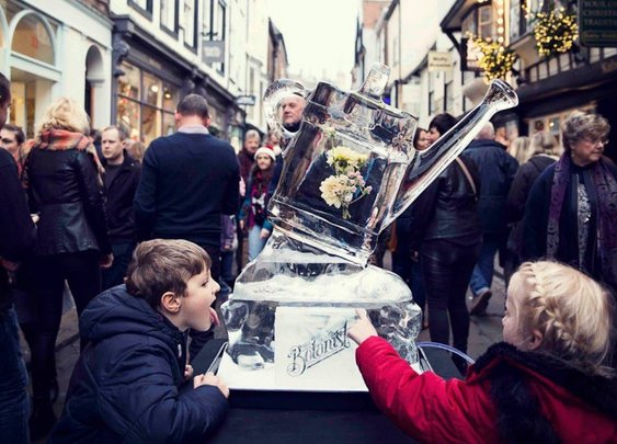 A Bigger & Better York Ice Trail! -