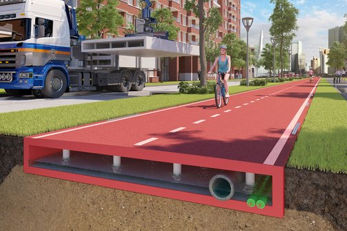 PlasticRoad - A revolution in building roads