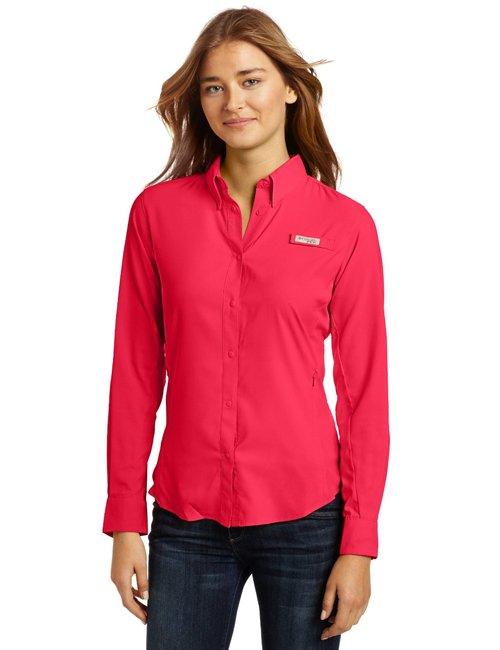 Columbia women s tamiami ii long sleeve shirt review for Columbia fishing shirts womens