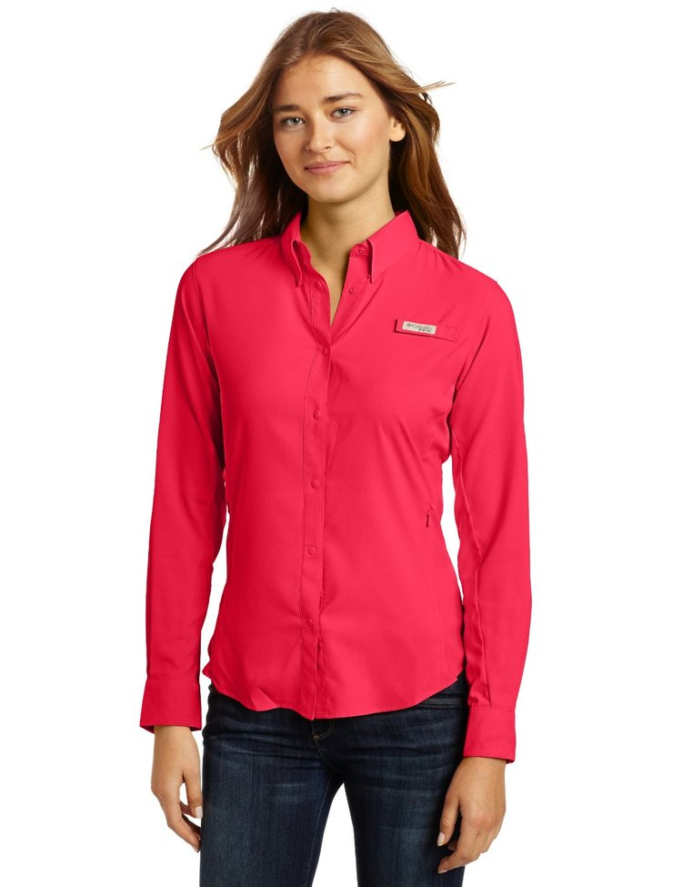 Columbia women s tamiami ii long sleeve shirt review Columbia womens fishing shirt