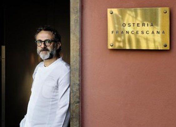 Massimo Bottura speaks about his creative inspiration: Jazz