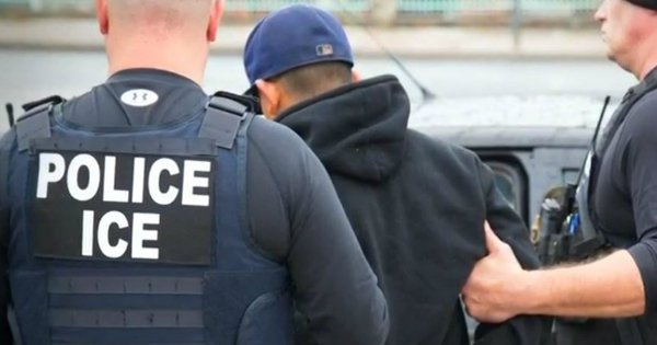 Disturbing statistic about recent ICE arrests raises GREAT question – twitchy.com
