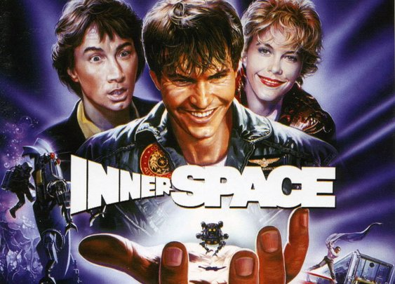 The Underrated Brilliance of Joe Dante's Innerspace | Den of Geek