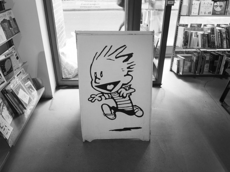 Bill Watterson: How to Find Your Life's Meaning