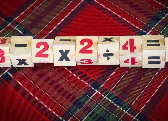 Math Snake Puzzle