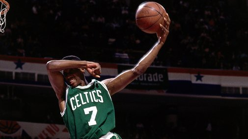 The story behind Dee Brown's 'No Look' dunk