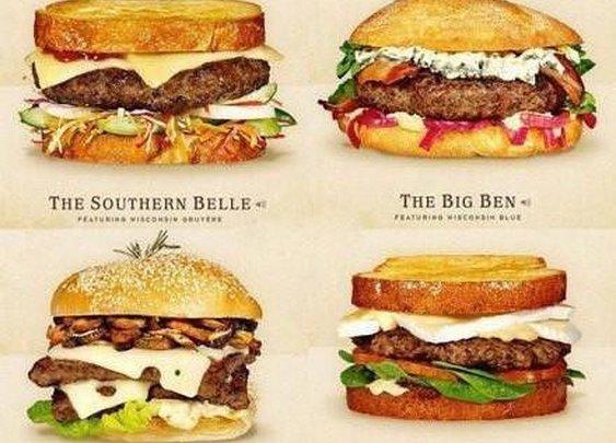 Cheeseburger Inspiration