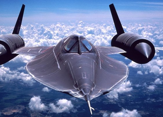 SR-71 Blackbird Pilot Trolls Arrogant Fighter Pilot with Ground Speed Check. | Tribunist