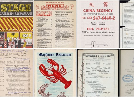 These historical menus show how drastically the way we eat has changed · Great Job, Internet! · The A.V. Club