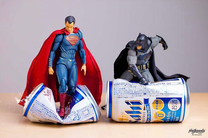 Photographer Makes Action Figures Come To Life