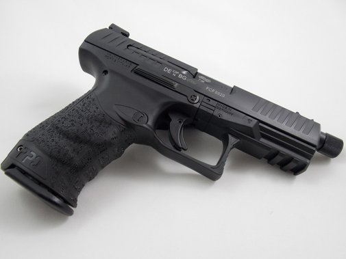 Walther PPQ M2 Navy: German precision pistol that can shoot suppressed underwater.