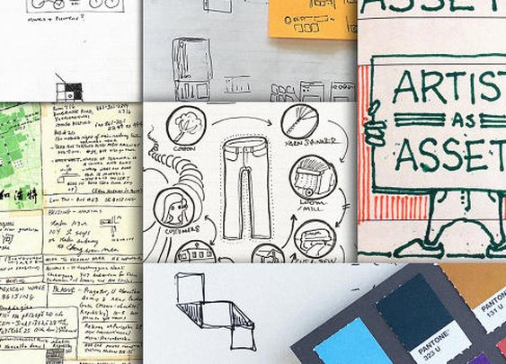 Famous Designers' Favorite Notebooks
