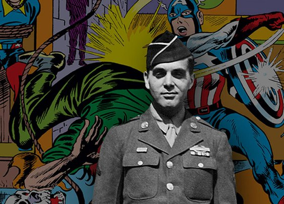 8 Ways Comic Book Legend Jack Kirby Fought Fascism :: Comics :: Lists :: Jack Kirby :: Paste