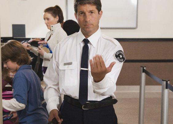 PSA: You Can't Take a Batarang Through TSA