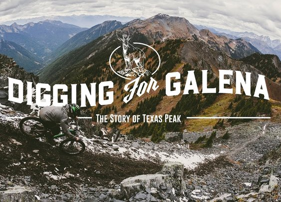 Digging For Galena - The Story of Texas Peak
