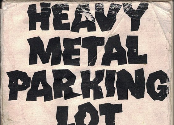 The T-Shirts of Heavy Metal Parking Lot