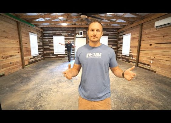 The Reclaimed Wood Shop (the power of the dark side)