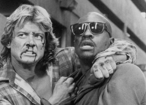 Rowdy Roddy Piper: An appreciation — of They Live's iconic fight scene - Polygon