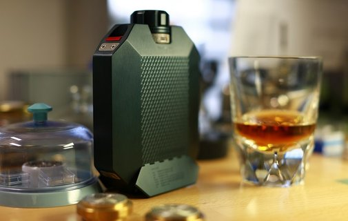 The Macallan x URWERK Flask Is a Damn Nice Flask