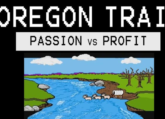Oregon Trail: The Origin Story