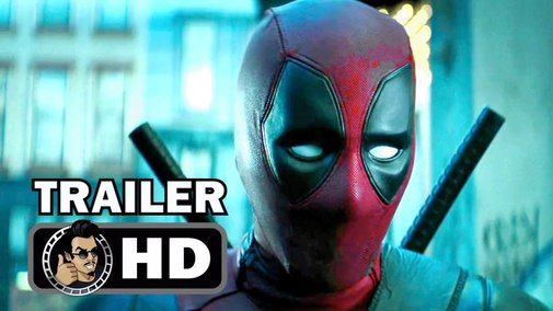 DEADPOOL 2 Official Teaser Trailer (2018)