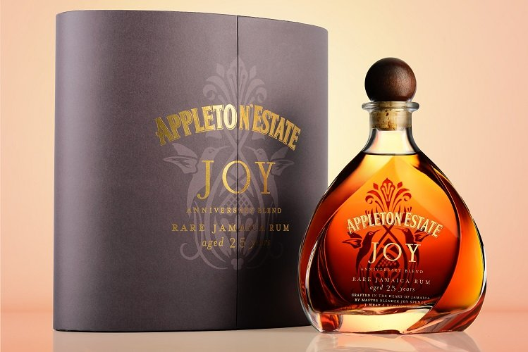 Appleton Estate Joy Anniversary Blend Honors Female Master Blender