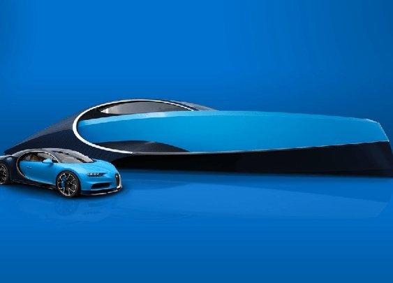 Bugatti Niniette 66, A Superyacht You Obviously Can't Afford