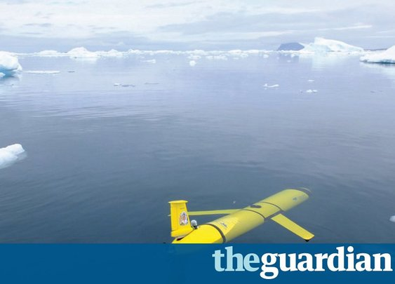 Boaty McBoatface Update: First Antarctic Mission