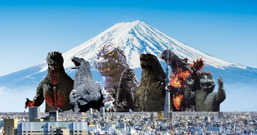 Best Godzilla Movies and Kaiju Monster Fights, New and Old - Thrillist